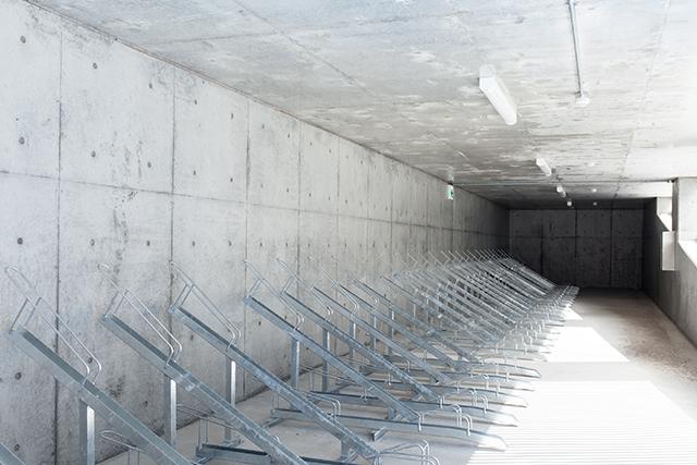 地下駐輪場(全80台・各戸2台)